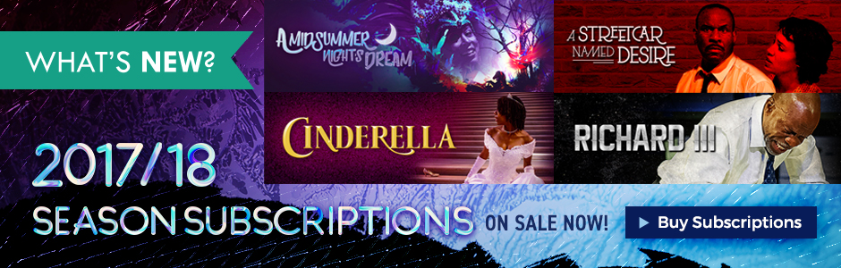 2017/18 Season Subscriptions on sale now! Attend all 4 productions this season at a single discounted price of $80