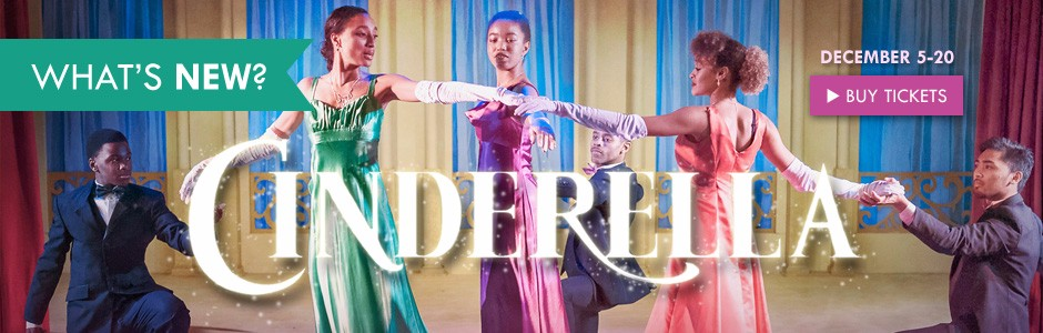 Purchase your Cinderella tickets now!