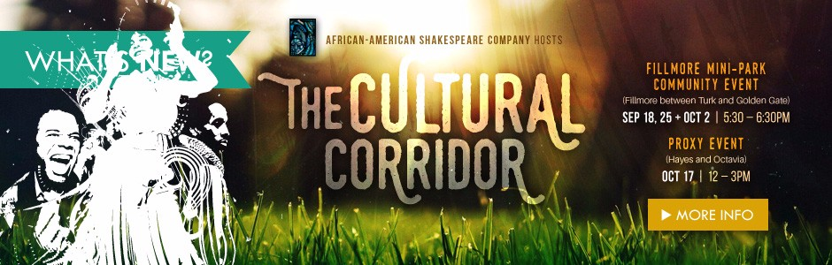 You're Invited to The Cultural Corridor!